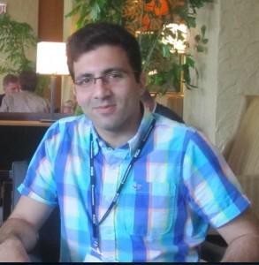 2014 Friedman Scholar - Dr. Mohsen Khosravi Maharlooei